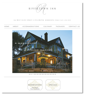 Rivertown Inn, Stillwater, MN